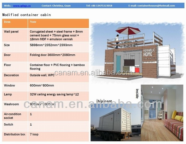 Fast Installation Steel Mobile/Modular/Prefabricated/Prefab House