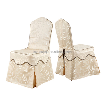 Hotel Restaurant Banquet Dining Room Chair Slipcovers Seat Cover