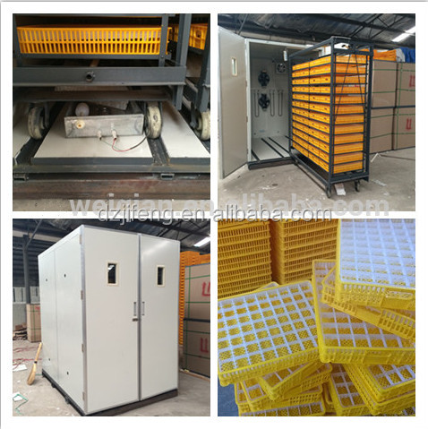 newest automatic incubator 8000 eggs large poultry egg incubator industrial for chick
