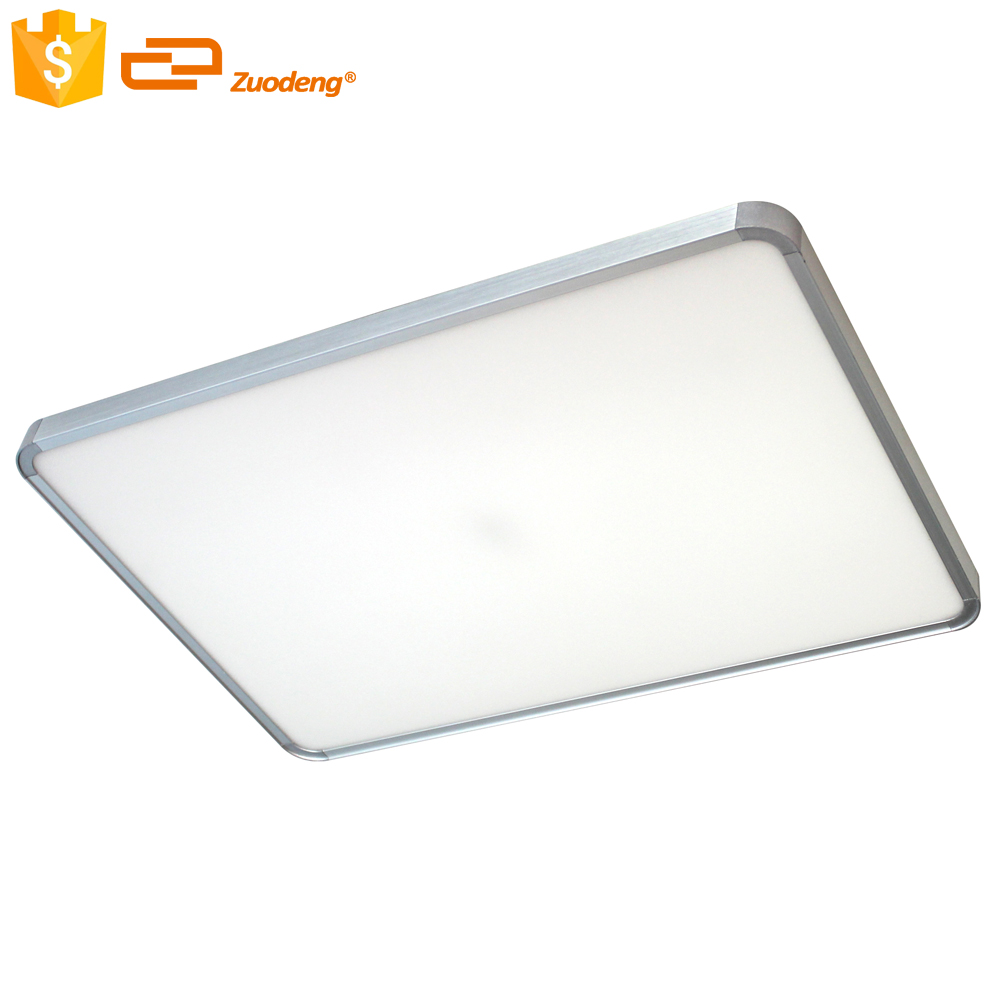 Dimmable Led Surface Mount Ceiling Light / 30w-60w Modern Square ...