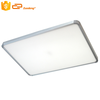 Dimmable LED Surface Mount Ceiling Light / 30w 60w Modern Square Shape Led  Ceiling Light