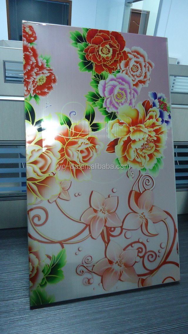 Ceramic decal floor board marbles granite printing 3d metal printer machine