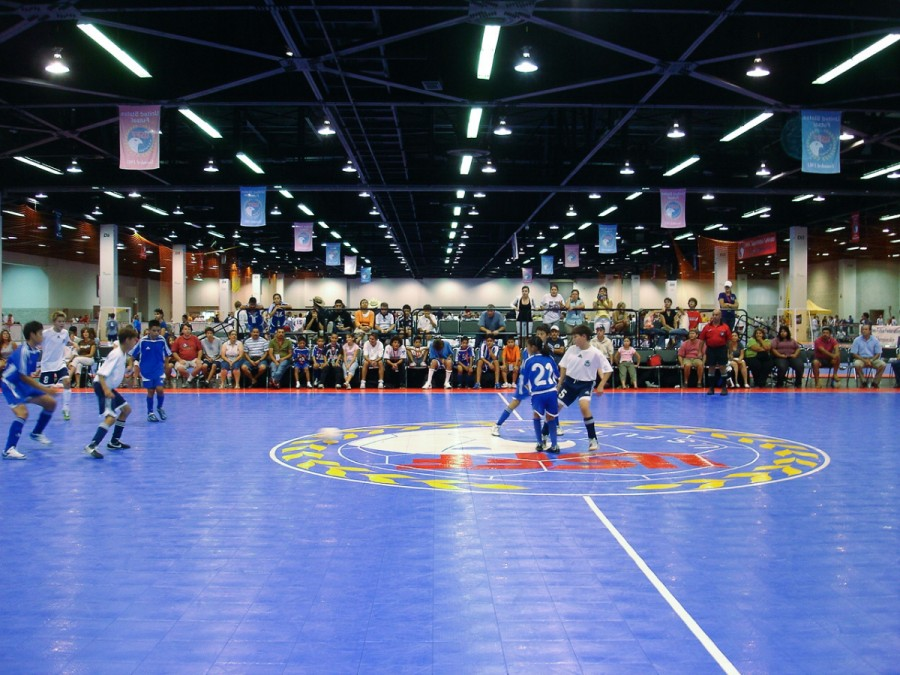 Interlocking modular plastic used sport court surface indoor synthetic basketball court flooring