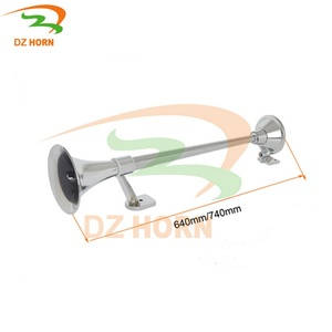 DC12V portable truck marine air horn and whistle