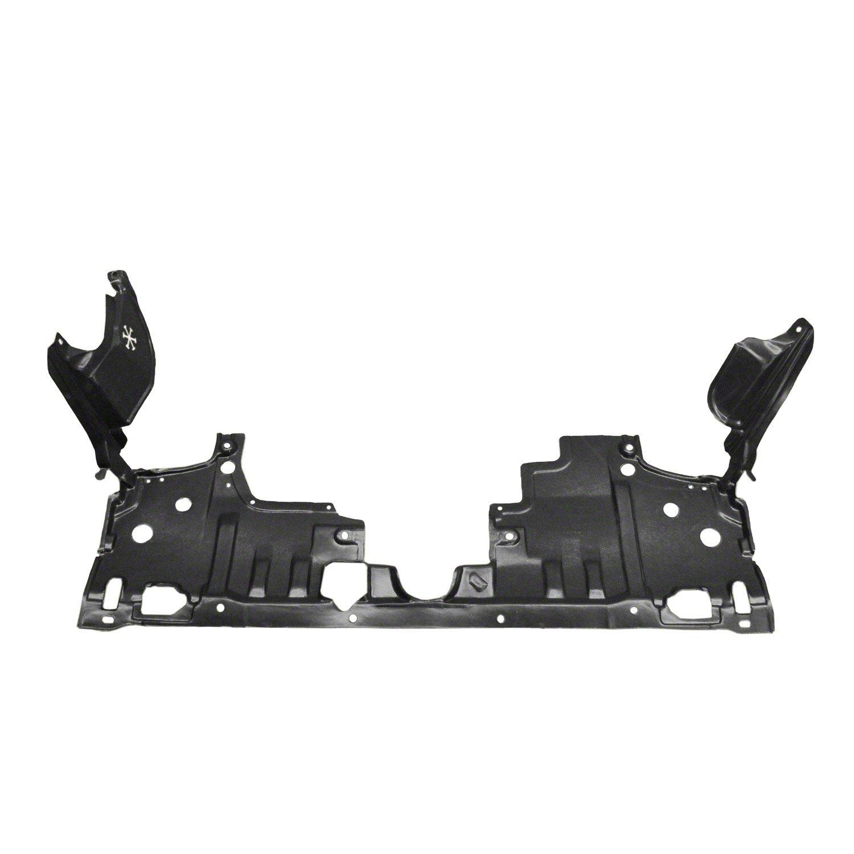 Crash Parts Plus HO1228132 Engine Cover for 2013-2016 Honda Accord