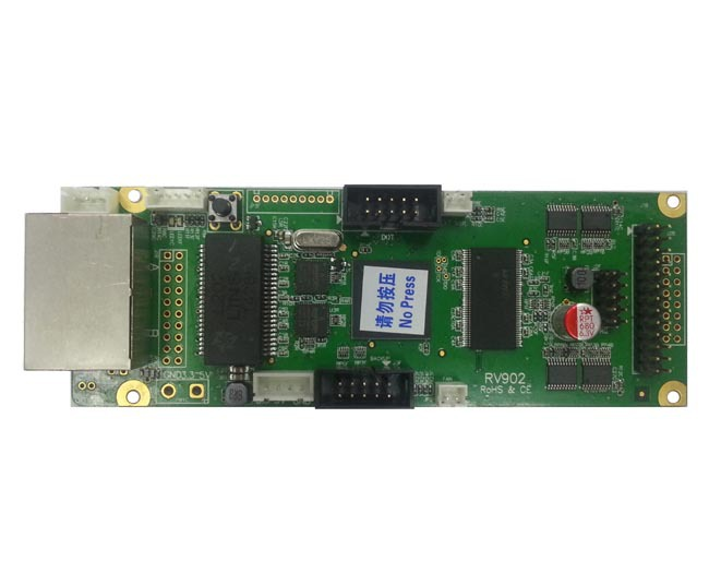 led display receiver RV902, LXY801 LED receiving card RV802 Upgrade to RV902 RV902H
