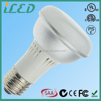 Medium Base E26 5 Watt COB LED Lamp 4000K Pure White 120 Volt Dimmable BR20 R20 LED Light Bulb