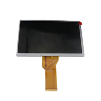 industrial lcd display 7 inch tft capacitive multi-touch screen raspberry pi use