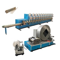 Ryo cigarette making machine price roll paper slitting machine