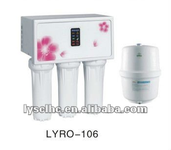 Full automatic & Energy saving RO water purifier body for kitchen