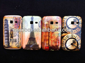 New Plastic Hard Back Phone Case Cover Skin for Samsung Gaiaxy Y Duos S6102