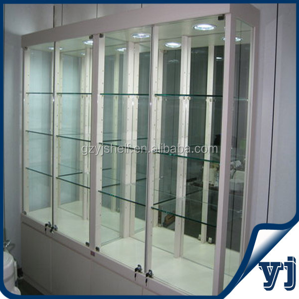 Wholesale Cheap Classical Jewelry Glass Display Showcases ...