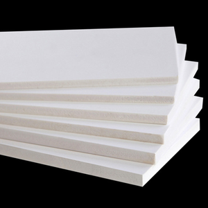 Haorui Construction sand table model material Profile wall PVC sheet Foam board Andy board Chevron board material