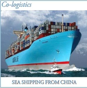 COSCO shipping line from China to USA sea freight rate
