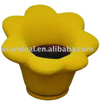 Funny furniture - sunflower chair (NO505)