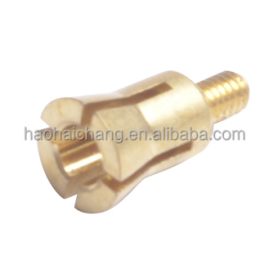 Chinese supplier CNC machining precision brass U bolt