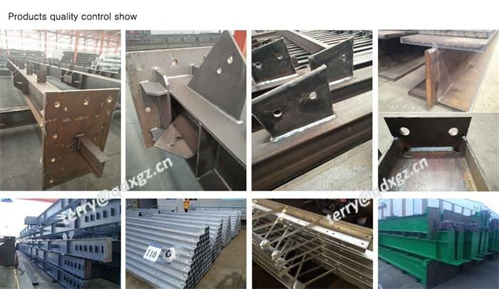 C section steel profile light steel frame purline