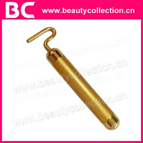 BC-1211 new facial kakusan 24K gold facial wand