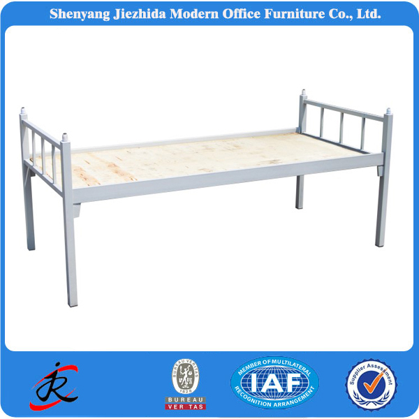 New bed room furniture folding single bed design for saving space
