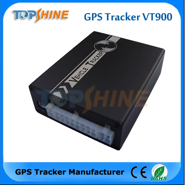 Powerful Auto Tracking Device with RFID/Smart reader Car Alarm/Fuel Monitoring GPS Tracker VT900-M
