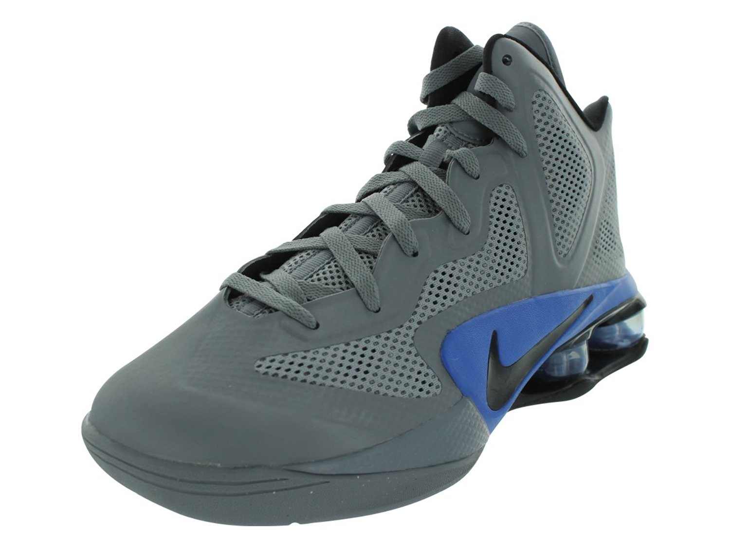 be2b1e08bfce4e Get Quotations · NIKE SHOX AIR HYPERBALLER BASKETBALL SHOES