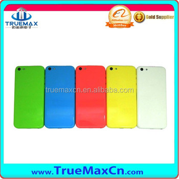 for iPhone 5C Back Cover Housing Replacement, Color Change Back Cover