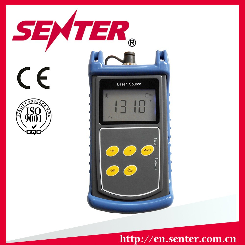 Cheap Price Good Quality Optical Laser Source ,Senter Brand Optical Fiber Laser source, ST815