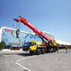 75 Ton SANY Mobile Truck Crane Machine STC750S for sale