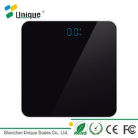 Smart Bluetooth App Digital Electronic Square Human Healthy Wifi Bathroom Weight Scale