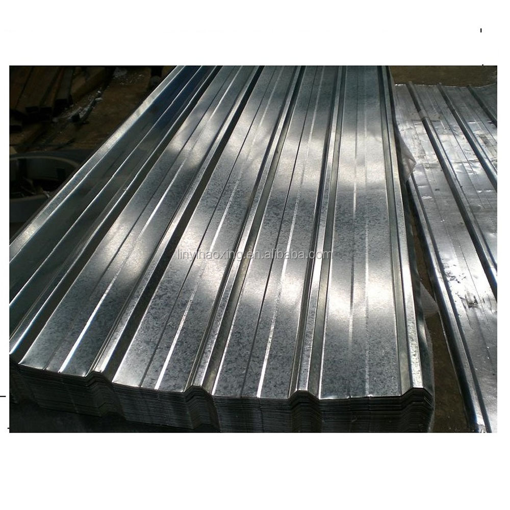 Zinc Coated Glazed Steel Sheet Roofing Panel To Africa