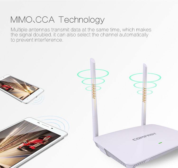 2018 Comfast Best Range Wireless Router Ieee802 11b/g/n Wifi Router  Password Finder Cf-wr625n V2 Free Internet Hotspots - Buy Best Range  Wireless