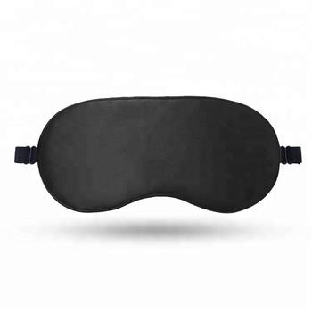 Silk Sleep Eye Mask & Blindfold With Elastic Strap/headband,Soft ...