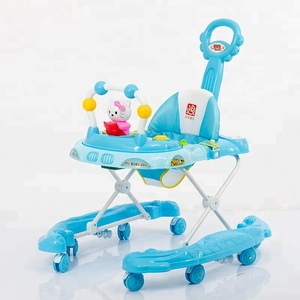 Cheap Price Baby Walker with Round Base