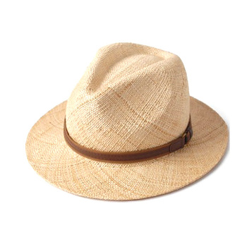 Hand Made Small Brim Trilby Mens Promotional Flat Brim Paper Straw Panama  Hat For Promotion - Buy Paper Straw Panama Hat 2f304a702ba