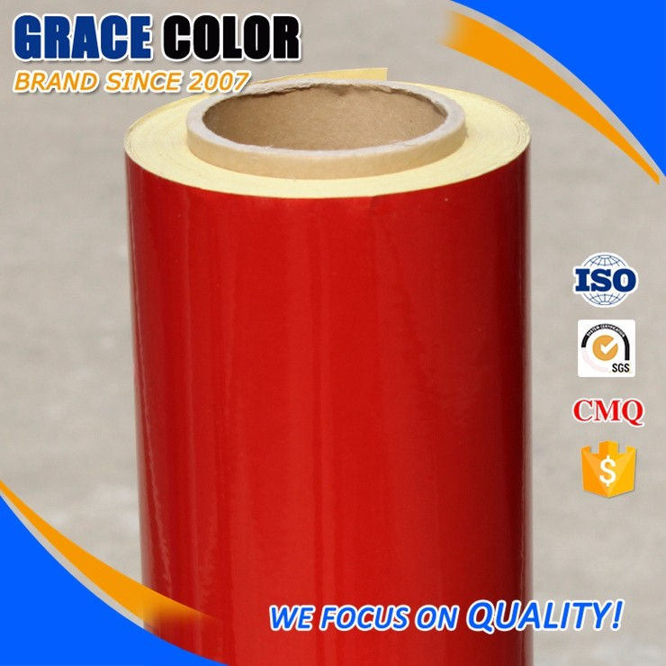 High Quality Glossy/Matt White Eco Solvent Large Format Printing PVC Roll of 3M Self Adhesive Vinyl