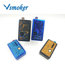 Vape Bottom Feeder Priest Aio 90W Squonker Philippines E Cig Squonk E Zigarette Electronic Cigarette Stab Wood Box Mod