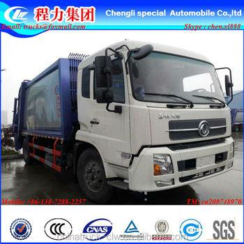 dongfeng 12 tonnes garabge compacteur camions 12 cbm refus compacteur camions 12 cbm ordures. Black Bedroom Furniture Sets. Home Design Ideas