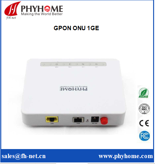 Original Hg8311 Gpon Class C 1 Vioce Ont,english Version For Hua Wei Terminal Onu 1ge