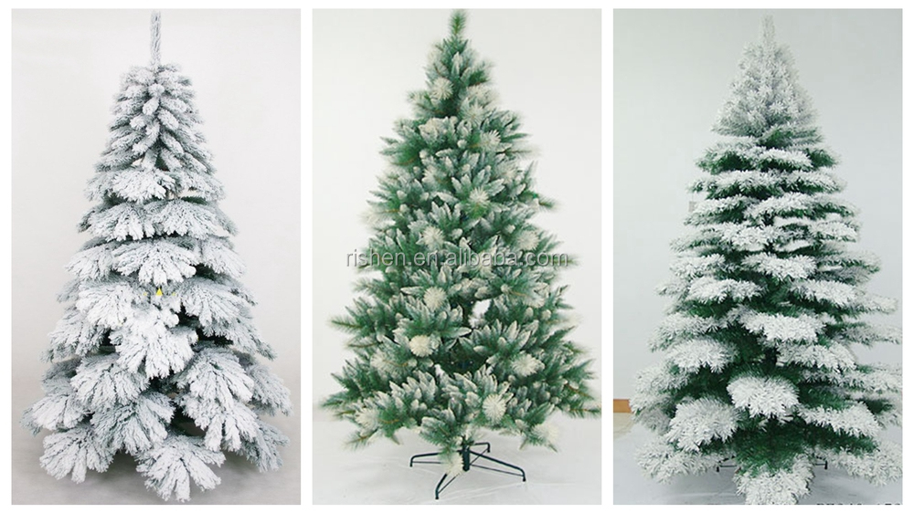 Customized Metal Artificial Christmas Tree 2m Led Spinning ...