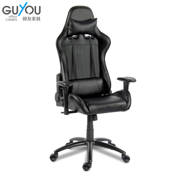 Racing Style Office Chair Cheap Gaming Chair With Headrest And