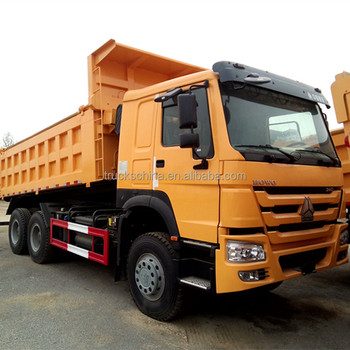 Sinotruck Howo 6x4 20-40 Ton 371hp 20 Cubic Meter Used