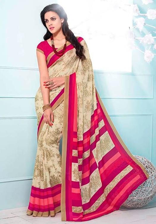 1f697b0f94 Ethnic Wear - Jute Silk Sarees
