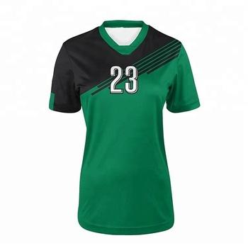 Para Al Mujeres Fútbol Por Mayor Buy Uniformes Venta Personalizados Damas De 20172018 Verde camiseta UMSVzqp