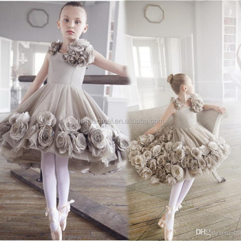 Flower girl dress sex