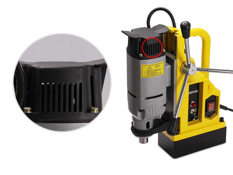 Kualitas Tinggi Magnetik Bor, Portabel Magnetik Bor Mesin