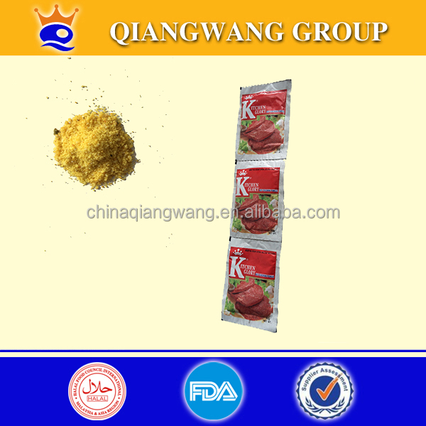 Small Package Seasoning Powder for Instant Soup with Different Flavour