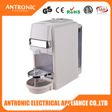 Top class Antronic ATC-302 CE GS RoHS 20 bar 1.5L patented brewing system nespresso coffee capsule filling machine