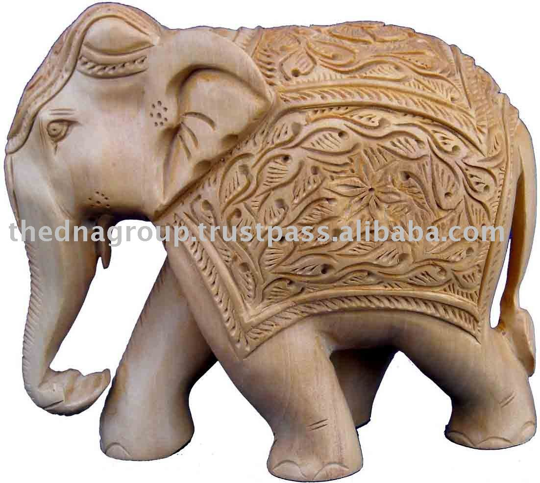 Wooden carvings hand carved elephant h buy wooden carvings hand