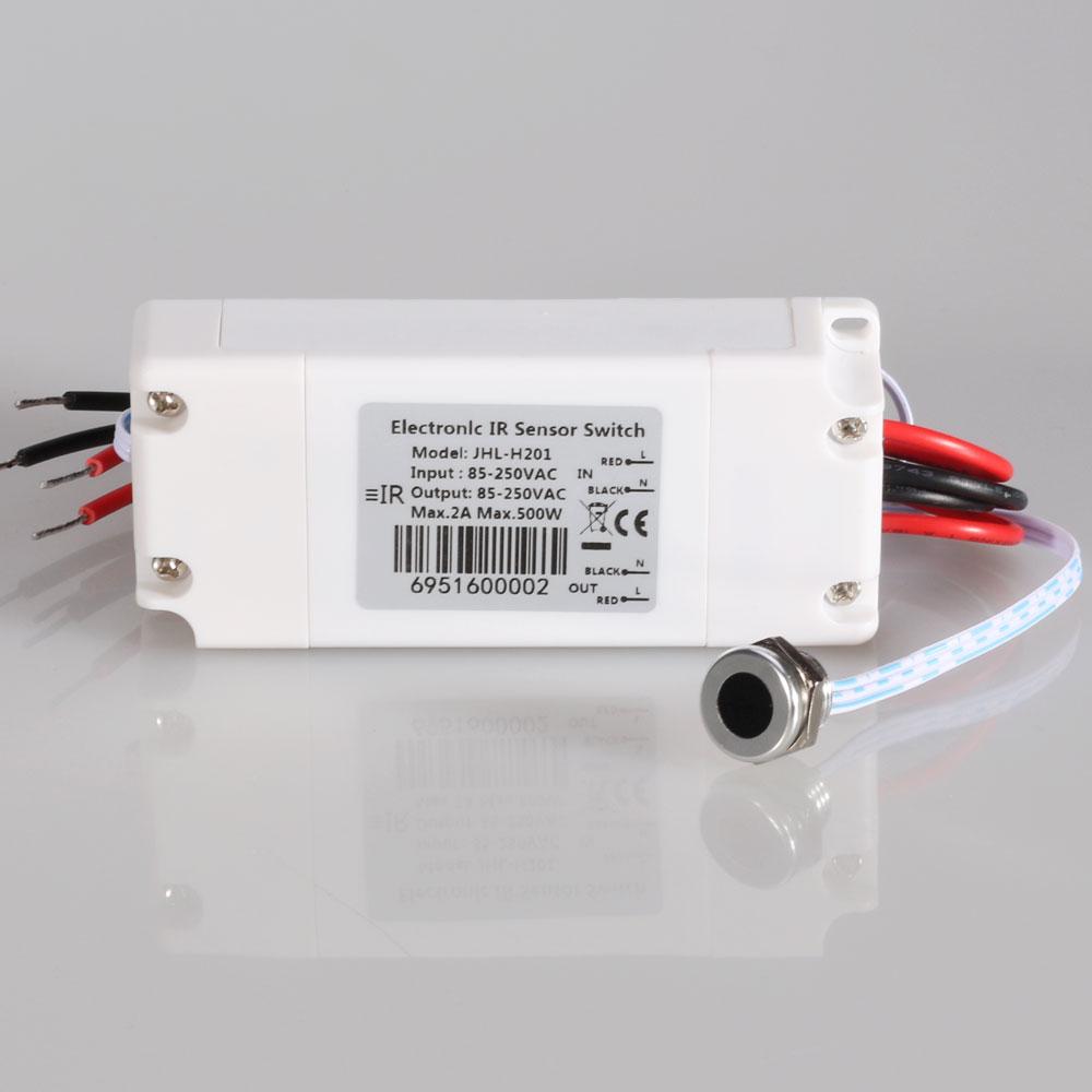 12v Dc Waving Ir Sensor Switch