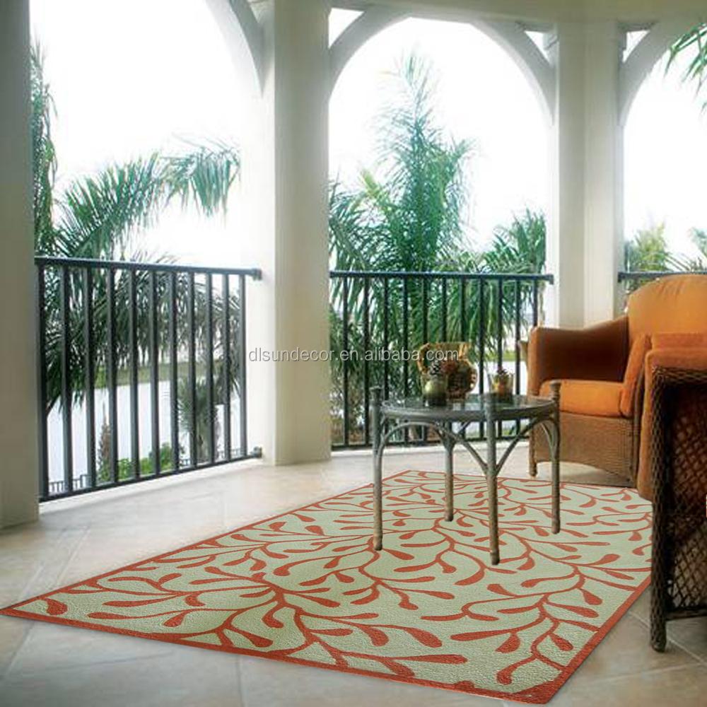 Pp Hand Hooked Waterproof Outdoor Carpet Buy Buy Pp